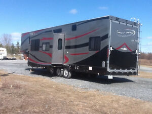 Enduramax fifth wheel