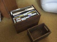 Vintage Filing Box (letter size)