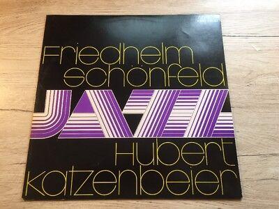 LP AMIGA 855307 Friedhelm Schönfeld / Hubert Katzenbeier – Jazz 1973 VINYL