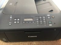 Canon eprint wireless printer, scanner, copier and fax