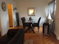 Appartement 4 1/2 (TOUT INCLUS)