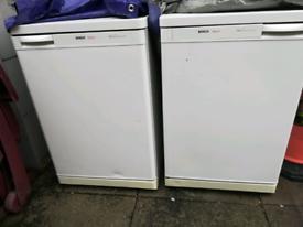 Bosch Undercounter Fridge and freezer
