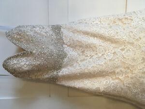 Allure 9305 Wedding dress Peterborough Peterborough Area image 3