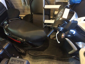 Piaggio Scooter 2009 model (Barely Used 715km)