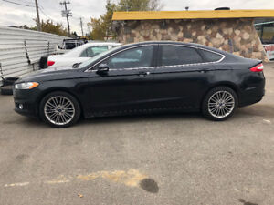2013 FORD FUSION SE FULLY LOADED LEATHER HEATED BLUETOOTH
