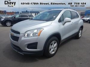 2015 Chevrolet Trax LT  AWD  Air Conditioning - Heated Mirrors
