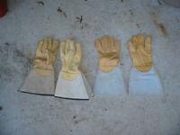 Welder's Gloves