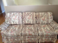 Matching couch and chair in castlegar