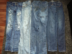 Size 00-1 Brand Jeans