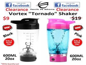 "Vortex ""Tornado"" Shakers (2 Colors)"