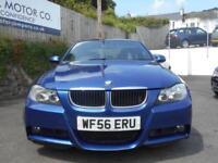 2006 BMW 3 SERIES 2.0 318D M SPORT 4D 121 BHP DIESEL