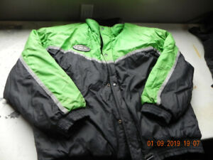 snow mobile jacket and pants
