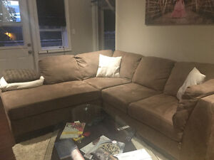 Sectional Couch in Perfect Condition!