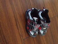 Toddler Size 10 boys shoes