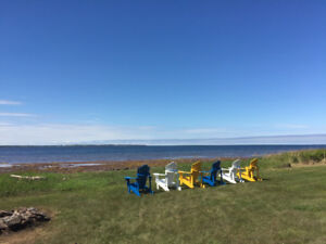 Oceanfront Cottage Nova Scotia - BEACHFRONT