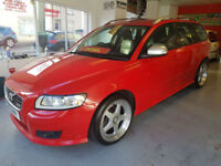 2010 Volvo V50 2.4 D5 R-Design SE Estate * Rare Manual * Stunning Spec *