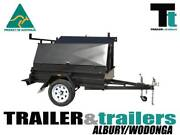 6X4 TRADIES TRAILER - BUDGET SPECIAL | 600MM HIGH TRADIES TOP Lavington Albury Area Preview