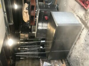 Refrigerated Cold Table - 3 Door  (GOOD WORKING CONDITION)