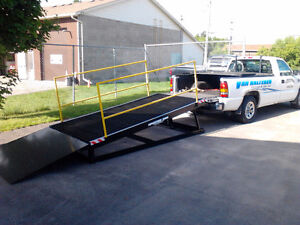 Advantage 2500 Ramps ( Spring Special ) Kawartha Lakes Peterborough Area image 1