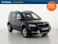 2015 SKODA YETI OUTDOOR 2.0 TDI CR SE L 5dr Estate
