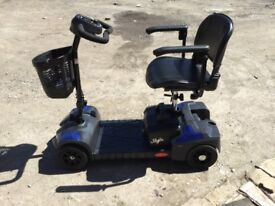 DRIVE STYLE CAR BOOT MOBILITY SCOOTER WITH WARRANTY