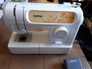 Brother Sewing Machine Hardly Used