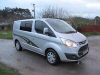Ford Transit Custom Motor Caravan