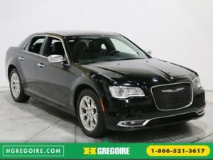 2017 Chrysler 300 300C Platinum MAGS CUIR BLUETOOTH TOIT PANO GR