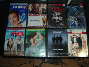 OVER 100 DVD FOR SALE, SOME TV SERIES OTHERS ARE MOVIES AT .75 West Island Greater Montréal image 3
