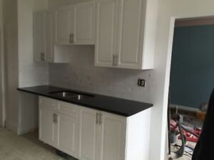 Sold Wood kitchen Cabinets Sold wood 416-901-6093