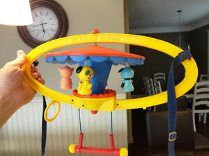Kohner Bros.Vintage 1960's Busy Gym Baby Toy Mobile -Great Shape Kitchener / Waterloo Kitchener Area image 1