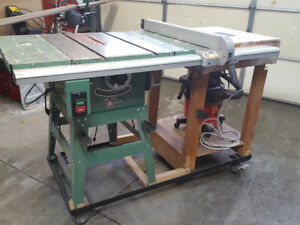 General table saw kijiji in ontario buy sell save with commercial table saw and router combo greentooth Gallery