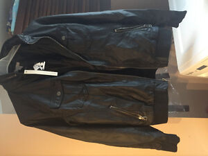 black jacket Urban Outfitters