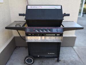 OMC gas barbecue grill