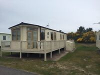 Luxury 2010 Static Holiday Home at Nairn Lochloy, 3Bed, 8 Berth - ABI Supreme/St David 38 x 12 foot