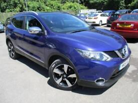 2015 NISSAN QASHQAI DCI N-TEC PLUS NEW SHAPE HATCHBACK DIESEL