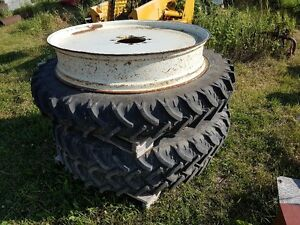 230/95R44 High Clearance Tires and Rims Edmonton Edmonton Area image 1