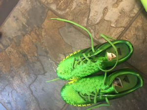 Soccer Cleats size 12 and size 6. In mint condition!$40