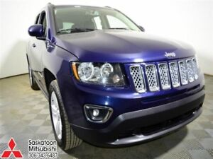 2016 Jeep Compass High Altitude  - Sunroof -  Leather Seats - $1