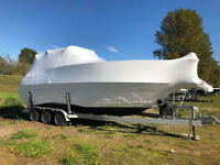 Shrink wrap your boat today! ⛵️