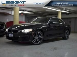 2015 BMW 4 Series 435I XDRIVE  - Certified