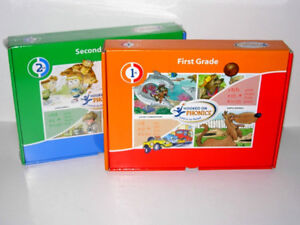 Hooked On Phonics Grades 1 and 2 - NEW
