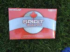 Paquet de 18 balles de golf Lac-Saint-Jean Saguenay-Lac-Saint-Jean image 1