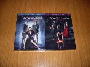 Journal d'un Vampire Saison 4 et 5