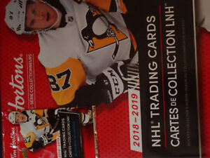 Tim Hortons Hockey Cards Gold Etchings Conner McDavid and more !