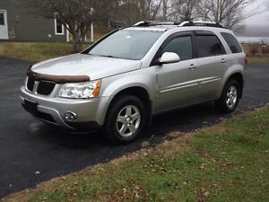 2007 Pontiac Torrent AWD SUV, Crossover