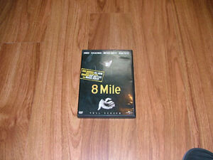Eminem: 8 Mile DVD
