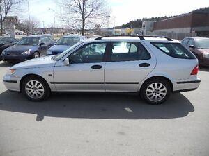 Saab 9-5 4dr Wgn Linear 2.3L Man 2002