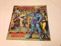 Motu masters of the universe he man book