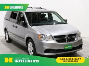 2016 Dodge GR Caravan Canada Value Package AUTO A/C GR ELECT MAG